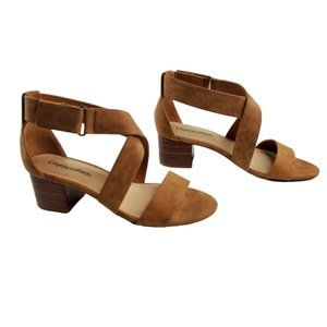 City Classified Shoes Women Size 8.5 Basic Sandals